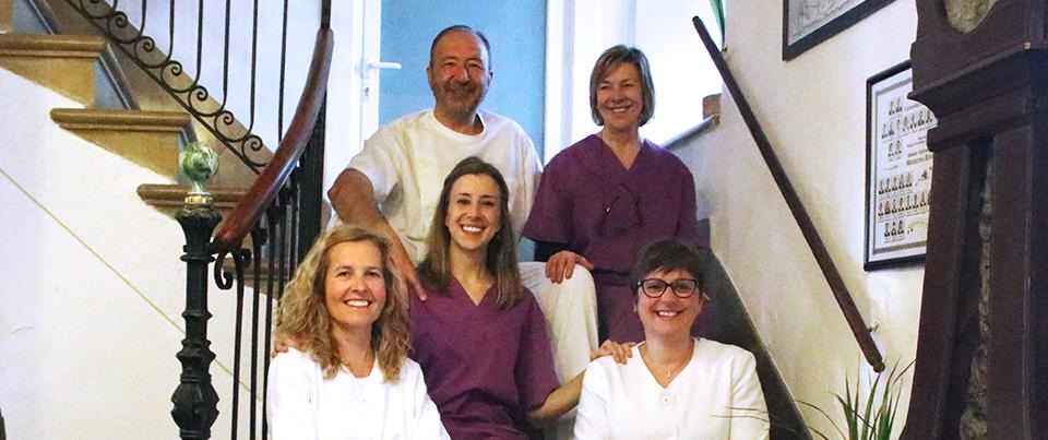 Equipo Clinica Dental Sa Pobla Ramis Tauler