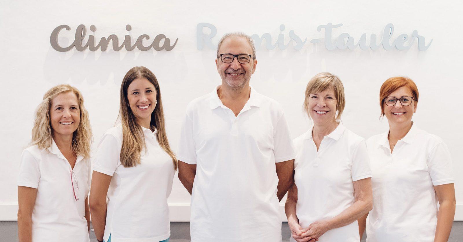 Clínica Ramis Tauler - equipo